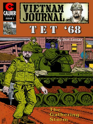 cover image of Vietnam Journal: Tet '68, Issue 1