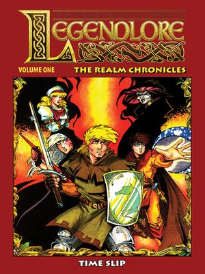 cover image of Legendlore, Volume 1