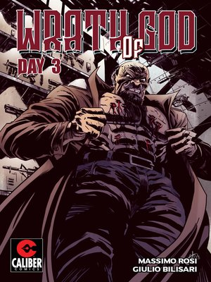 cover image of Wrath of God, Issue 3