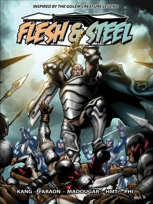 cover image of Flesh and Steel