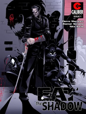 cover image of Eat the Shadow, Issue 1