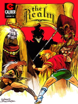 cover image of The Realm, Issue 13