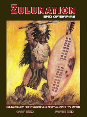cover image of Zulunation: The End of An Empire