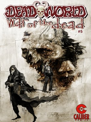 cover image of Deadworld: War of the Dead, Issue 5