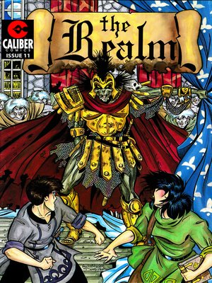 cover image of The Realm, Issue 11