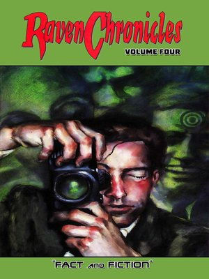 cover image of Raven Chronicles, Volume 4