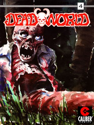 cover image of Deadworld, Issue 4