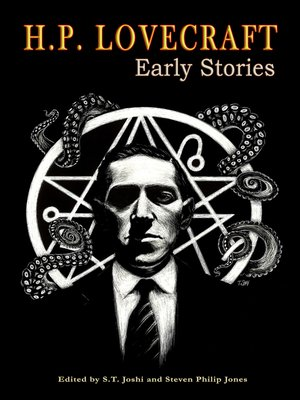 cover image of H.P. Lovecraft: Early Stories
