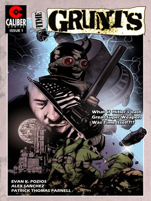 cover image of Time Grunts, Issue 1