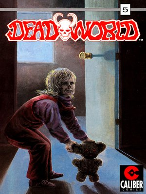 cover image of Deadworld, Issue 5