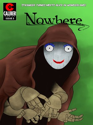 cover image of Nowhere, Issue 3