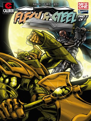 cover image of Flesh and Steel, Issue 5