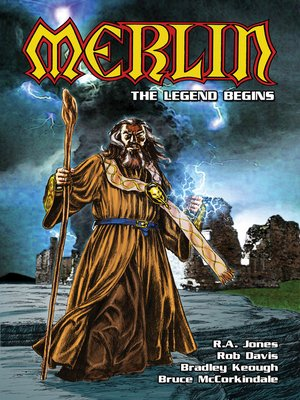 cover image of Merlin: The Legend Begins