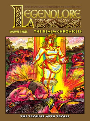 cover image of Legendlore, Volume 3