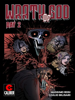 cover image of Wrath of God, Issue 2