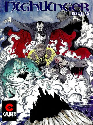 cover image of Nightlinger, Issue 2