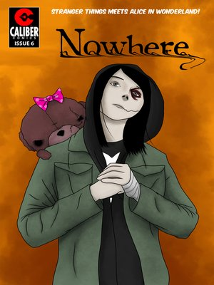 cover image of Nowhere, Issue 6