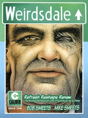 cover image of Weirdsdale, Issue 1
