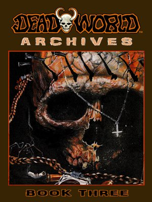cover image of Deadworld Archives, Book Three