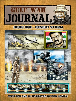 cover image of Gulf War Journal, Book One