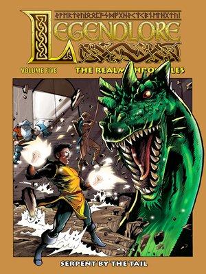 cover image of Legendlore, Volume 5