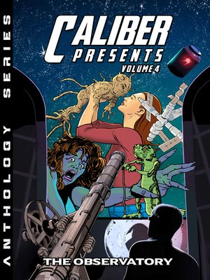 cover image of Caliber Presents, Volume 4