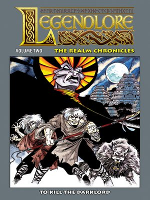 cover image of Legendlore, Volume 2