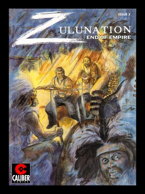 cover image of Zulunation: The End of An Empire, Issue 3