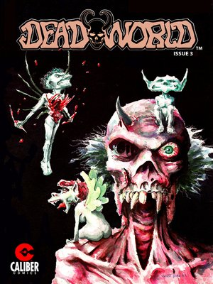 cover image of Deadworld, Issue 3