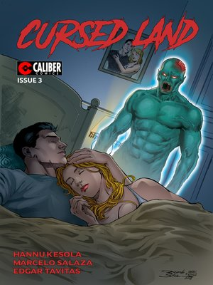 cover image of Cursed Land, Issue 3