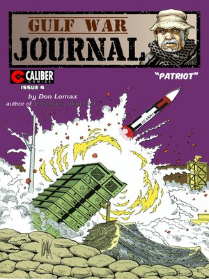 cover image of Gulf War Journal, Issue 4