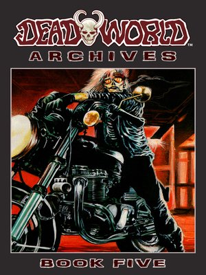 cover image of Deadworld Archives, Book Five