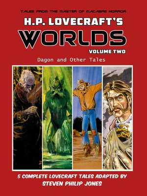 cover image of H.P. Lovecraft's Worlds, Volume 2