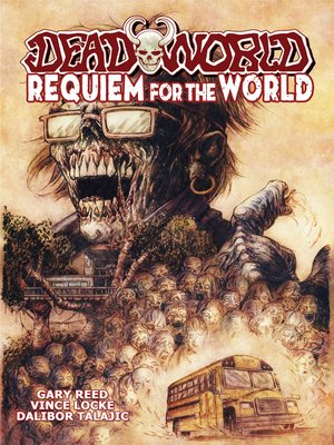 cover image of Deadworld: Requiem for the World