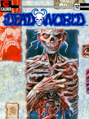 cover image of Deadworld, Issue 12