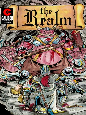 cover image of The Realm, Issue 9