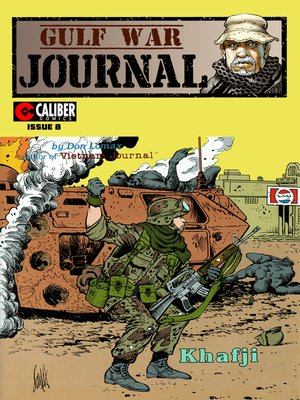 cover image of Gulf War Journal, Issue 8
