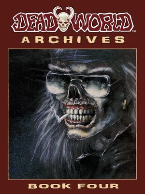 cover image of Deadworld Archives, Book Four