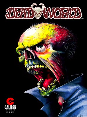 cover image of Deadworld, Issue 1
