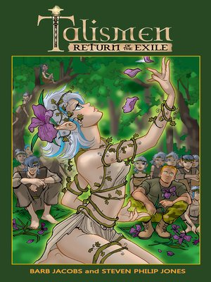 cover image of Talismen: Return of the Exile, Volume 1