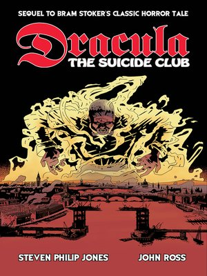 cover image of Dracula: The Suicide Club