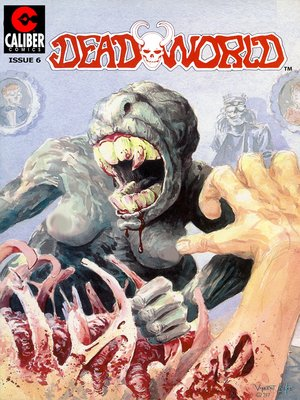 cover image of Deadworld, Issue 6