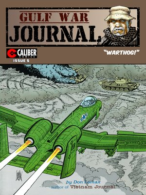 cover image of Gulf War Journal, Issue 5