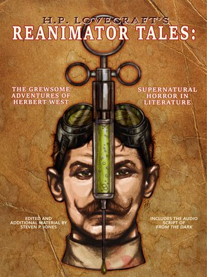 cover image of H.P. Lovecraft Reanimator Tales
