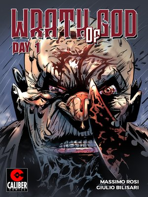 cover image of Wrath of God, Issue 1