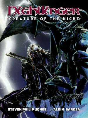 cover image of Nightlinger: Creature of the Night