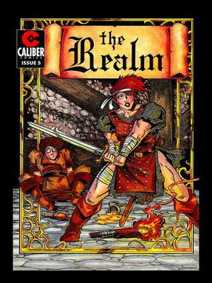 cover image of The Realm, Issue 5