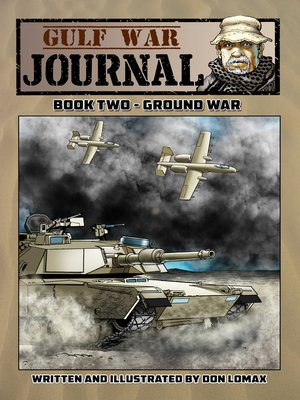 cover image of Gulf War Journal, Book Two