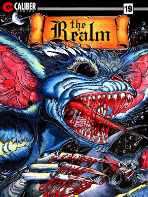 cover image of The Realm, Issue 19