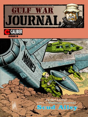 cover image of Gulf War Journal, Issue 6